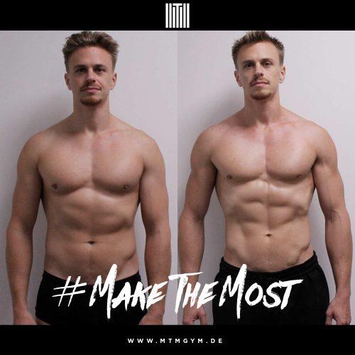 Mathias – 28 Jahre – Schauspieler – 6 Wochen