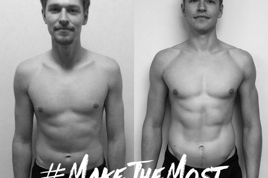 Jonas – 29 Jahre – Trainer – 3 Monate